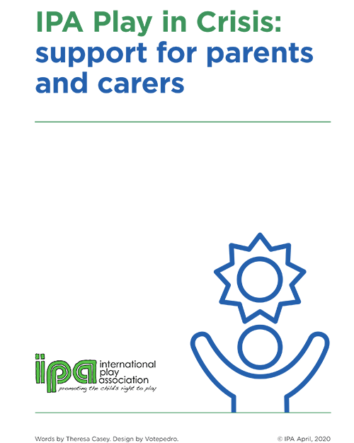 IPA Play in Crisis: support for parents and carers