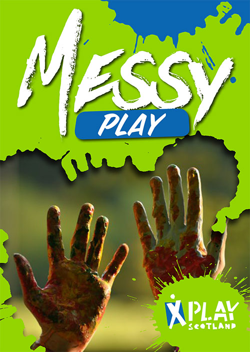 Messy Play Book 1