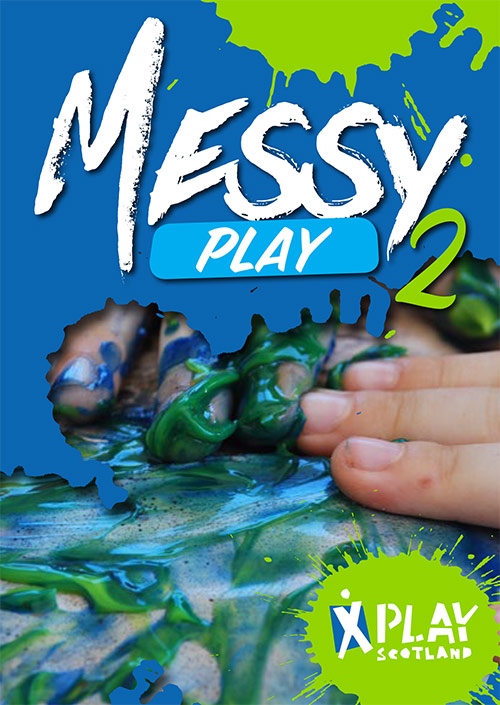 Messy Play Book 2