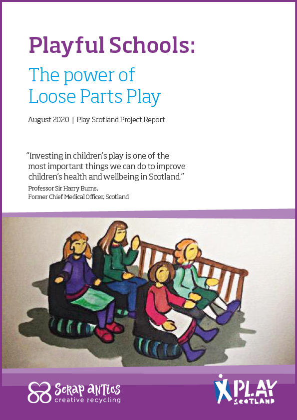 Playful Schools: The power of Loose Parts Play