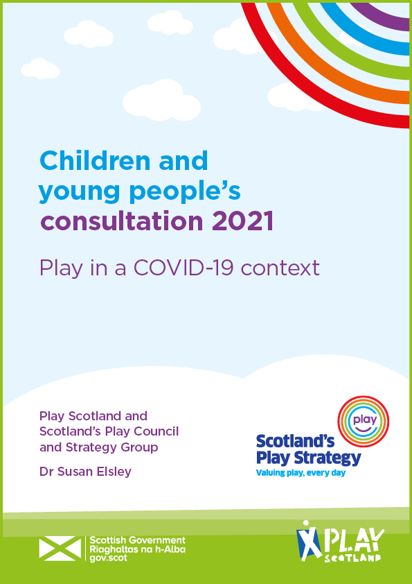Children and young people's consultation 2021