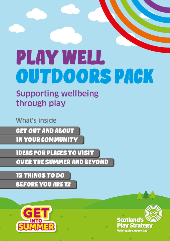 Play Well Outdoors Pack