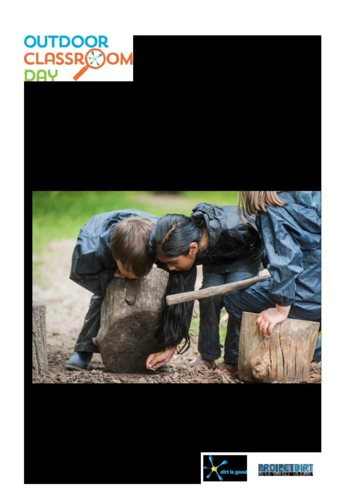 Project Dirt Survey Outdoor Play and Learning