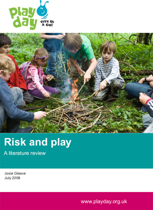 Risk and play – A literature review