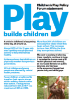 Play Builds Children CPPF Statement 2019