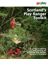 The Play Ranger Toolkit, Inspiring Scotland