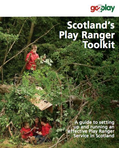 The Play Ranger Toolkit, Inspiring Scotland
