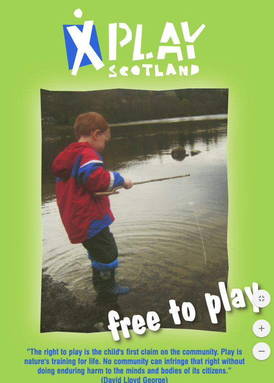 Free to Play Information Leaflet