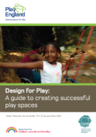 Design for Play – a guide to creating successful play spaces