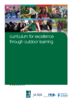 Curriculum for Excellence through Outdoor Learning