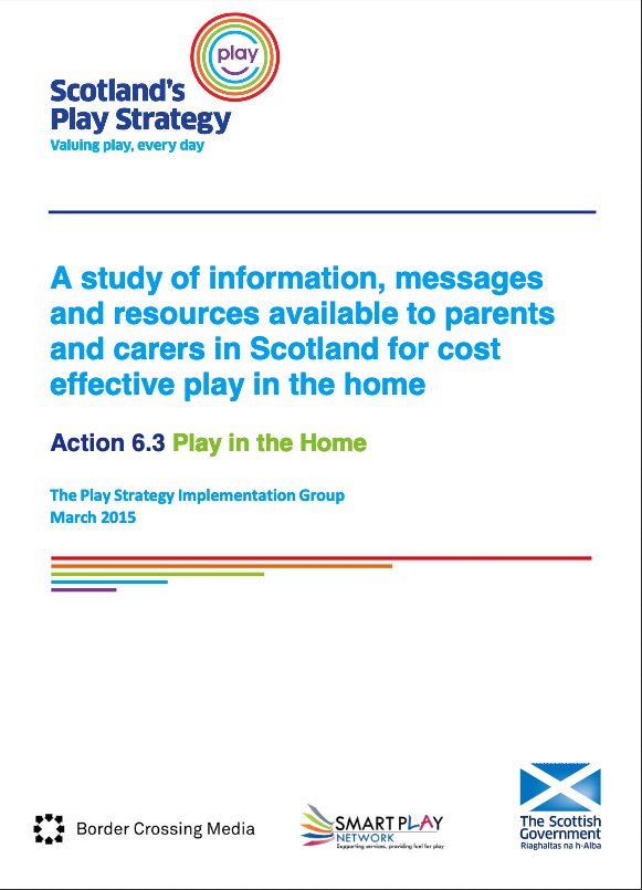 Play at Home report, 2015