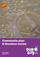 Community Play – Literature Review