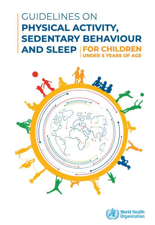 WHO Guidelines on Physical Activity, Sedentary Behaviour and Sleep