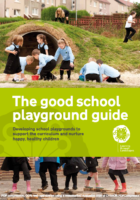The Good School Playground, Learning through Landscapes