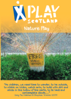 Nature Play Leaflet