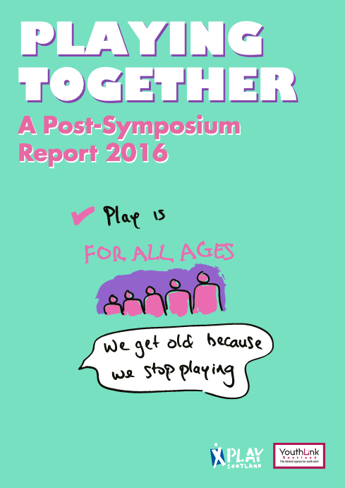 Playing Together Report 2016