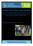 Smoke-free Play Case Studies
