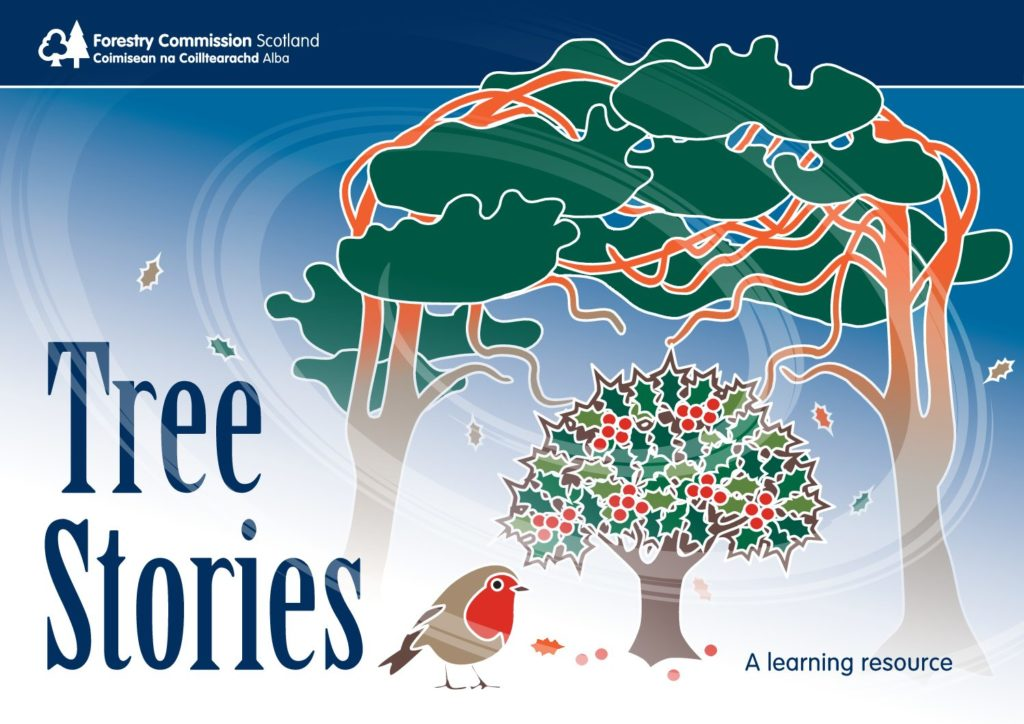 Tree Stories from Forestry Commission Scotland