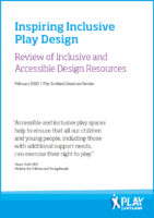 Inspiring Inclusive Play Design